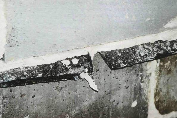 Стены и перекрытия. Борьба с сыростью.