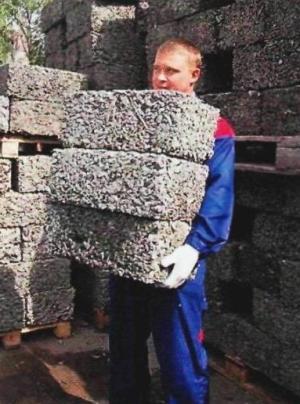Арболитовые блоки. Производство и продажа.